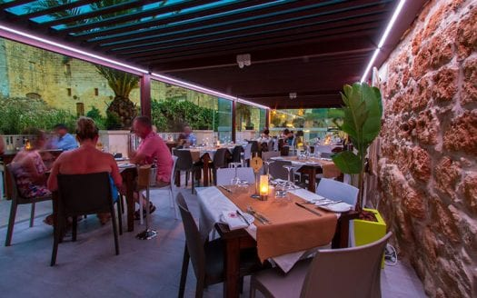 Brookies, Mediterranean Restaurant, Gozo