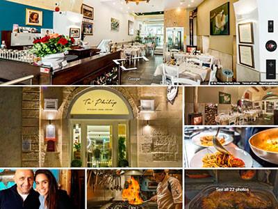 Restaurant Search Malta Gozo