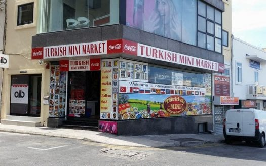 Turkish mini market